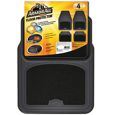 RUBBER/CARPET FLOOR MATS