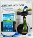 Custom Accessories 23440  PHONE HOLDER WITH COLLAPSIBLE MOUNT