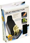 BLACK WATERPROOF FRONT SEAT PROTECTOR