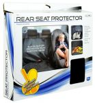 BLACK BENCH SEAT PROTECTOR