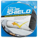 Custom Accessories 17951 Solar Shield 28-1/2 inch x 31-1/2 inch 2 pc Nylon Loop