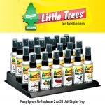 Pump Sprays Air Freshener 2 oz. 24-Unit Display Tray