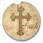 FAITH  AUTO COASTER