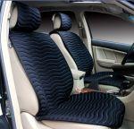 Seat Cushion FF Black / Black Sewing
