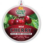 Citrus Magic 6 Pack Solid Air Freshener Wild Cherry