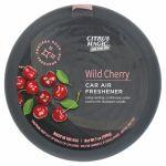 Citrus Magic Solid Air Freshener Wild Cherry