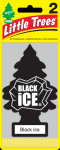 LITTLE TREE 2 PK. BLACK ICE