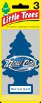 LITTLE TREE 3 PK. NEW CAR