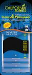 CALIFORNIA SCENTS SCENT CONTROL PAPER 3 PK NEW CAR