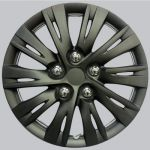 WHEEL COVER MATTE CHARCOAL 16
