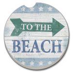 TO THE BEACH AUTO COASTER