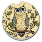 WISE OWL  AUTO COASTER