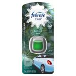 Febreze Car Vent Clips Air Freshener and Odor Eliminator, Pine