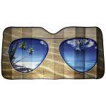 Beach Bum Folding Sunshade 28.5