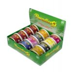 Paradise Air Spillproof Organic Can assorted 12 Pcs Display
