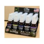 Paradise Air Odor Eliminating Spray Platinum Assorted 25 Pcs Display