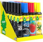 Little Trees Spray Air Freshener  3.5 OZ 12 Pcs Display