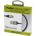 Bracketron PwrRev Lightning Cable for Apple Devices 1M  BT4-825-2