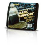 ORTHO LUMBAR BACK SUPPORT BLACK