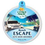 Citrus Magic Solid Air Freshener Beach Escape