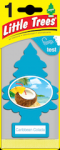 LITTLE TREE 1 PK. CARIBBEAN COLADA