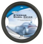 Custom Accessories 38405 Select Series Black Molded Steering Wheel Cover