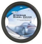 Custom Accessories 38405 Select Series Black Molded Steering Wheel Cover