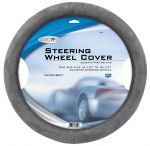 Custom Accessories 38552 Road Pilot GreyUltra-Soft Molded Steering Wheel Cover