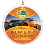 Citrus Magic  Solid Air Freshener New Car